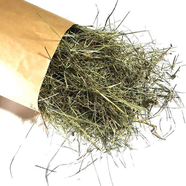 Naturstreu, Magerwiese-Streu, intensiv duftend im Papiersack